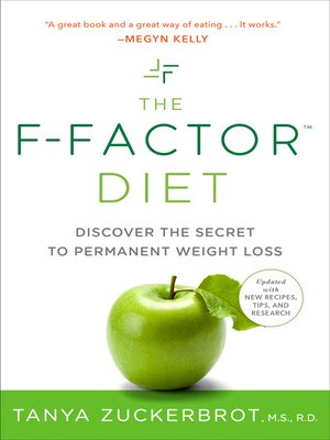 cover image of The F-Factor Diet