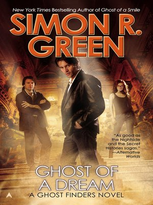 cover image of Ghost of a Dream
