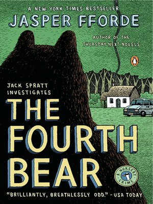 cover image of The Fourth Bear