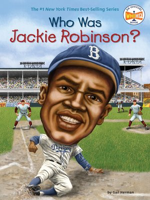 cover image of Who Was Jackie Robinson?