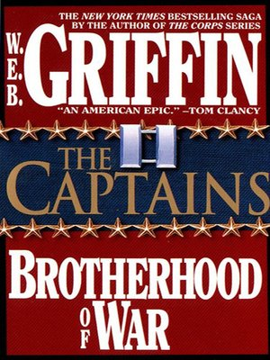 cover image of The Captains