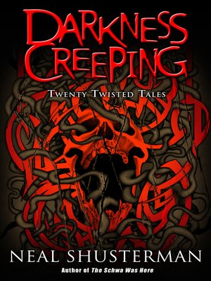 cover image of Darkness Creeping