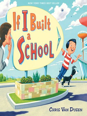 cover image of If I Built a School