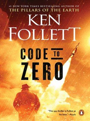 cover image of Code to Zero