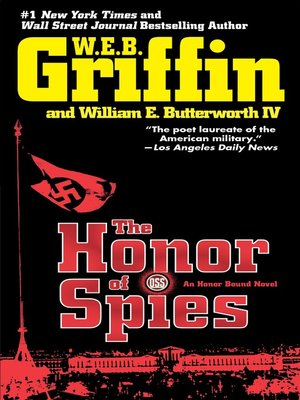 cover image of The Honor of Spies