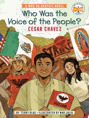 cover image of Who Was the Voice of the People?--Cesar Chavez