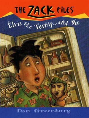 cover image of Elvis, the Turnip, and Me