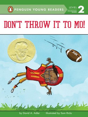 cover image of Don't Throw It to Mo!
