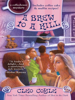 cover image of A Brew to a Kill