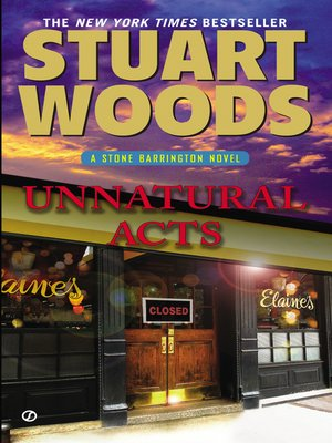 cover image of Unnatural Acts