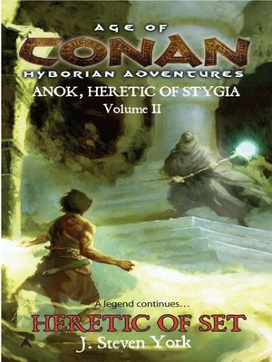 cover image of Heretic of Set
