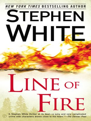 cover image of Line of Fire
