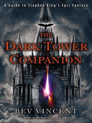cover image of The Dark Tower Companion