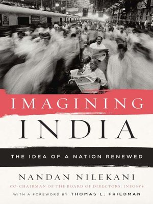 cover image of Imagining India