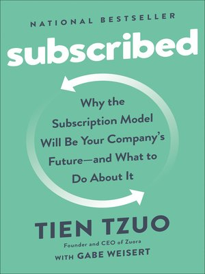 cover image of Subscribed