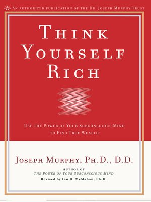 cover image of Think Yourself Rich