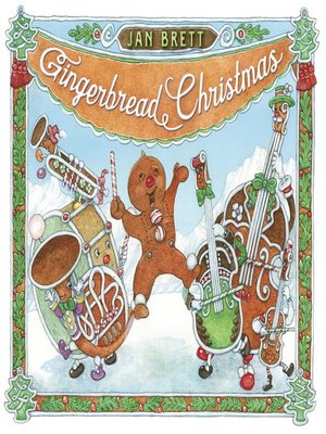 cover image of Gingerbread Christmas