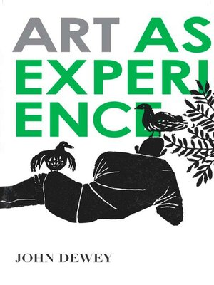 cover image of Art as Experience