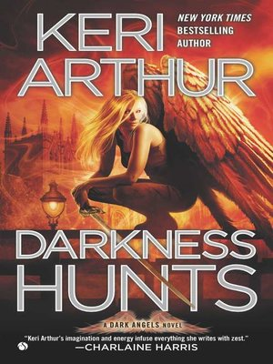 cover image of Darkness Hunts