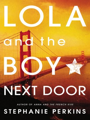 Lola And The Boy Next Door Pdf English