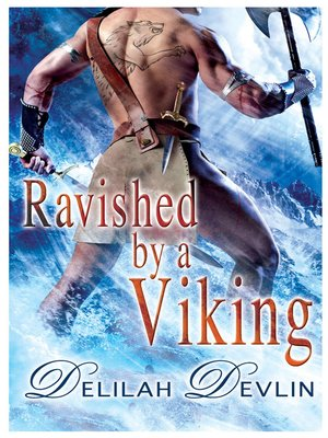 cover image of Ravished by a Viking