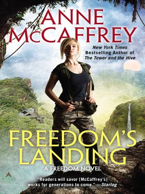 cover image of Freedom's Landing