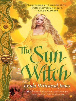 cover image of The Sun Witch