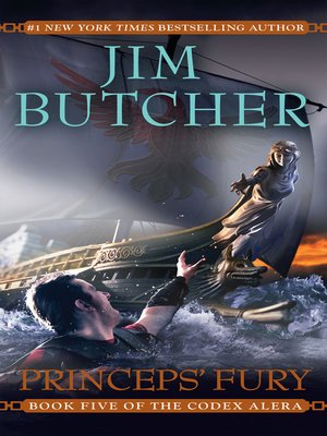cover image of Princeps' Fury