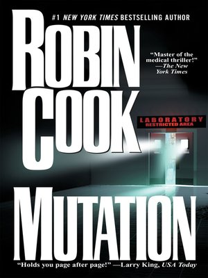 cover image of Mutation