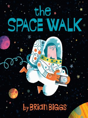 cover image of The Space Walk