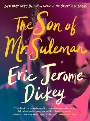cover image of The Son of Mr. Suleman
