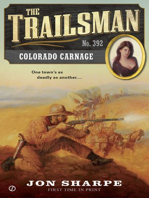 cover image of Colorado Carnage