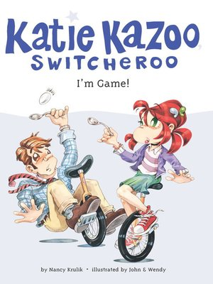 cover image of I'm Game