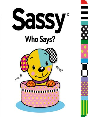 cover image of Who Says?