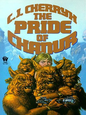 cover image of The Pride of Chanur