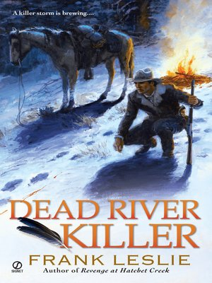 cover image of Dead River Killer