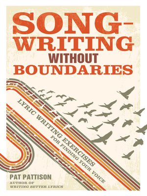 cover image of Songwriting Without Boundaries