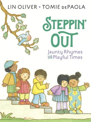 cover image of Steppin' Out