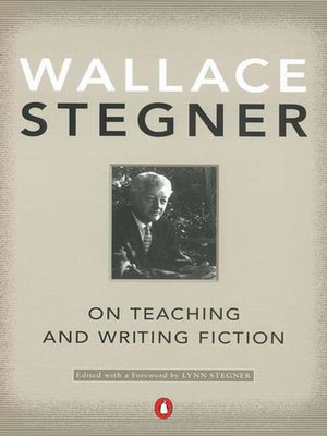 cover image of On Teaching and Writing Fiction