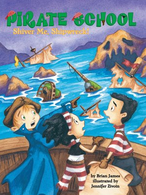 cover image of Shiver Me, Shipwreck!