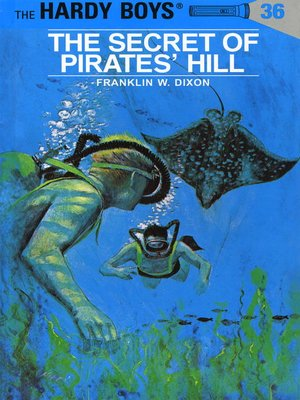 cover image of The Secret of Pirates' Hill