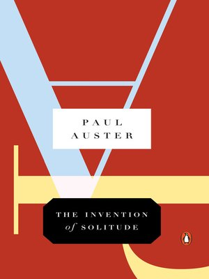 cover image of The Invention of Solitude