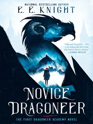 cover image of Novice Dragoneer