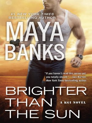 cover image of Brighter Than the Sun