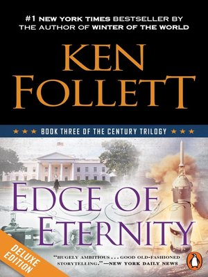 cover image of Edge of Eternity Deluxe Edition