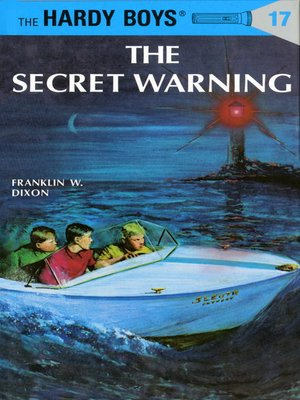 cover image of The Secret Warning