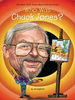 cover image of Who Was Chuck Jones?