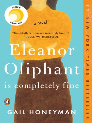 cover image of Eleanor Oliphant Is Completely Fine