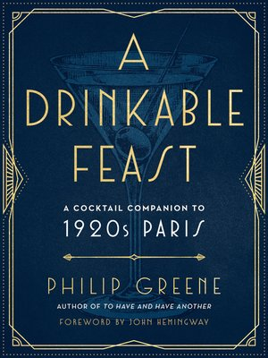 cover image of A Drinkable Feast