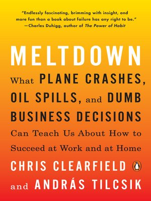 cover image of Meltdown
